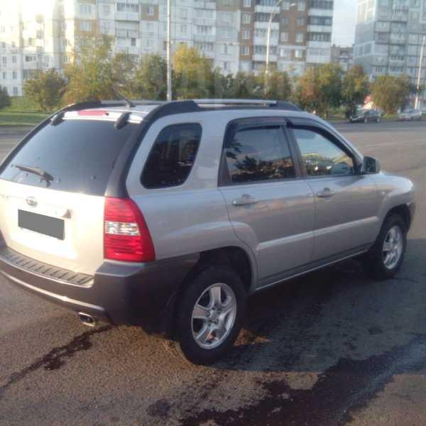 Kia Sportage, 2005 год, 445 000 руб.