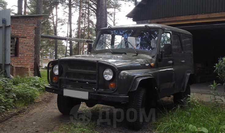 УАЗ 3151, 1990 год, 130 000 руб.