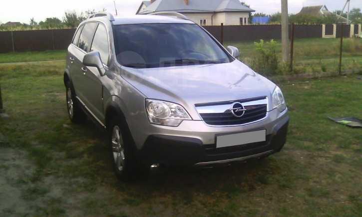 Opel Antara, 2008 год, 570 000 руб.