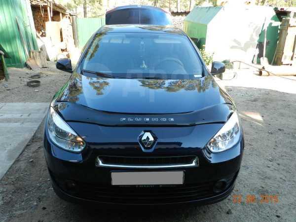 Renault Fluence, 2011 год, 490 000 руб.