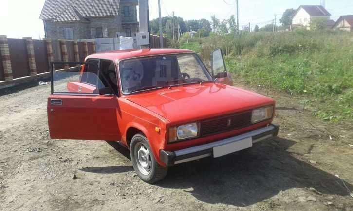 Лада 2105, 1993 год, 55 000 руб.