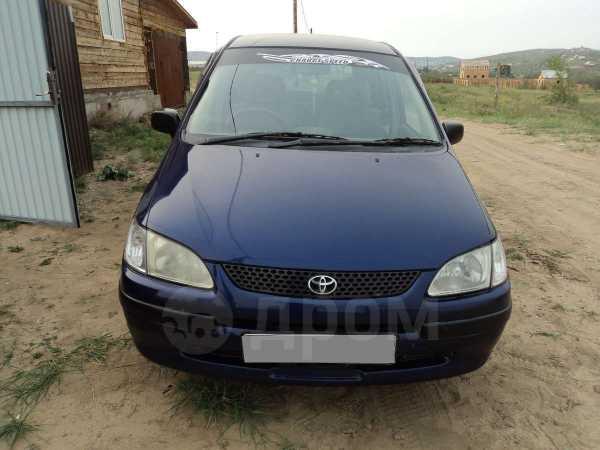 Toyota Corolla Spacio, 1999 год, 205 000 руб.