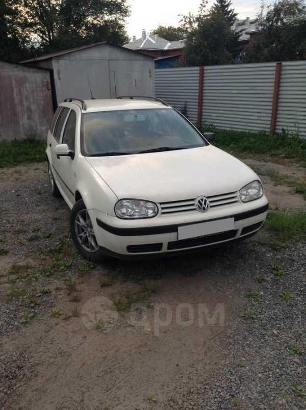 Volkswagen Golf, 2000 год, 420 000 руб.