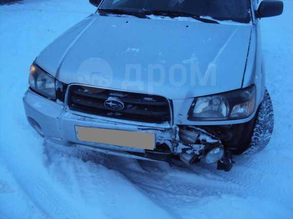 Subaru Forester, 2003 год, 240 000 руб.