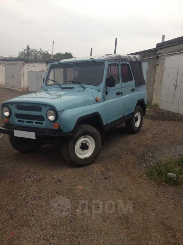 УАЗ 469, 1999 год, 129 999 руб.