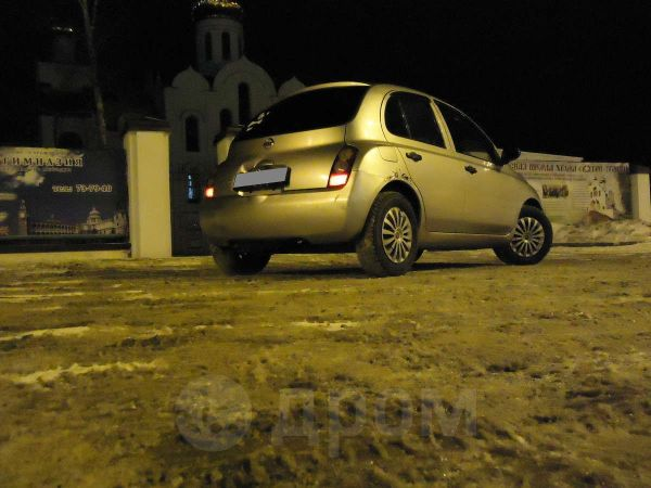 Nissan March, 2004 год, 153 000 руб.