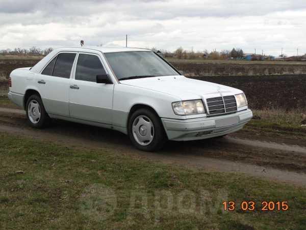 Mercedes-Benz E-Class, 1992 год, 125 000 руб.
