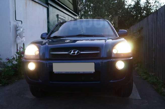 Hyundai Tucson, 2007 год, 459 000 руб.