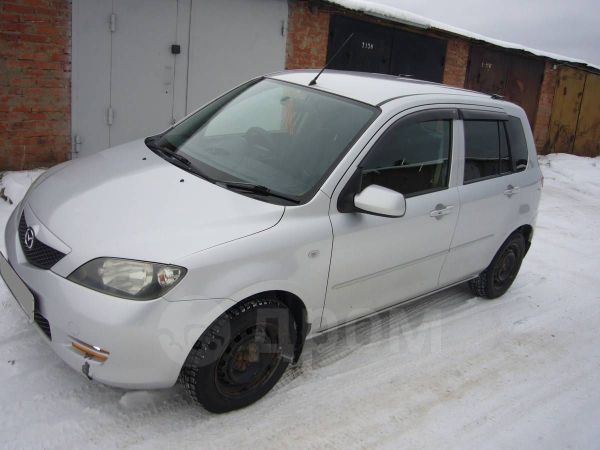 Mazda Demio, 2003 год, 176 000 руб.