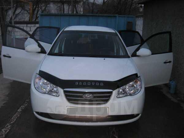 Hyundai Elantra, 2008 год, 345 000 руб.