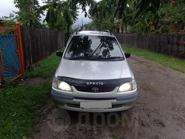Toyota Corolla Spacio, 1999 год, 145 000 руб.