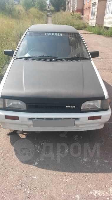 Mazda Familia, 1988 год, 30 000 руб.