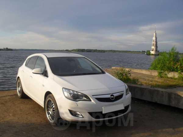 Opel Astra, 2010 год, 550 000 руб.