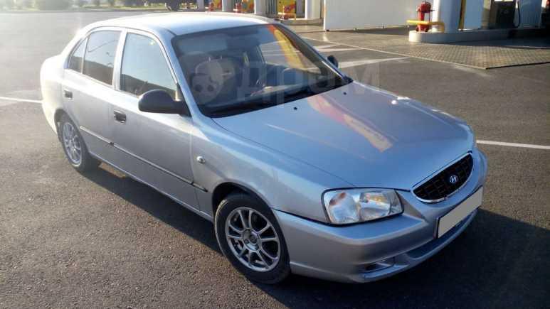 Hyundai Accent, 2007 год, 180 000 руб.