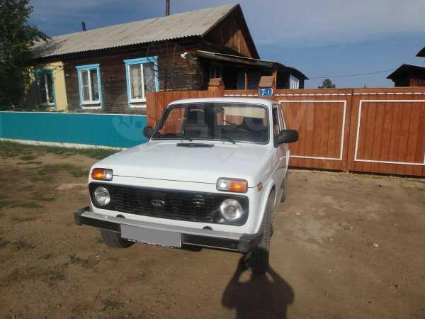 Лада 4x4 2121 Нива, 2012 год, 320 000 руб.