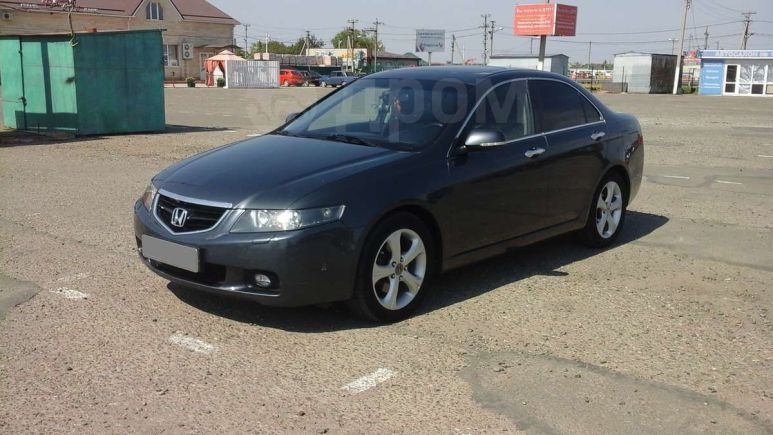 Honda Accord, 2004 год, 447 000 руб.