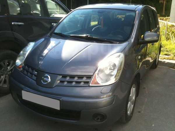 Nissan Note, 2008 год, 335 000 руб.