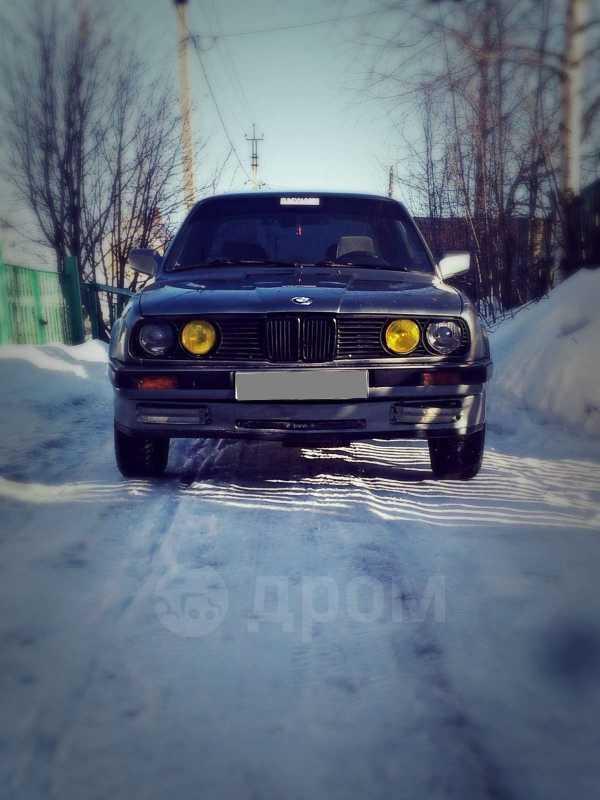 BMW 3-Series, 1989 год, 45 000 руб.