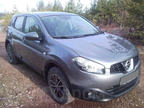 Nissan Qashqai, 2013 год, 840 000 руб.