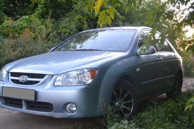 Kia Cerato, 2006 год, 385 000 руб.