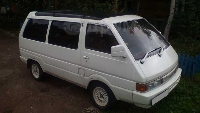 Nissan Largo, 1991 год, 110 000 руб.