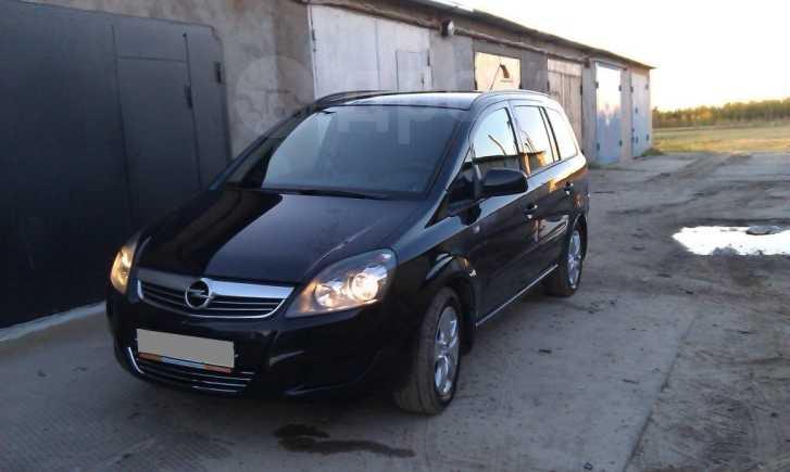 Opel Zafira, 2012 год, 600 000 руб.