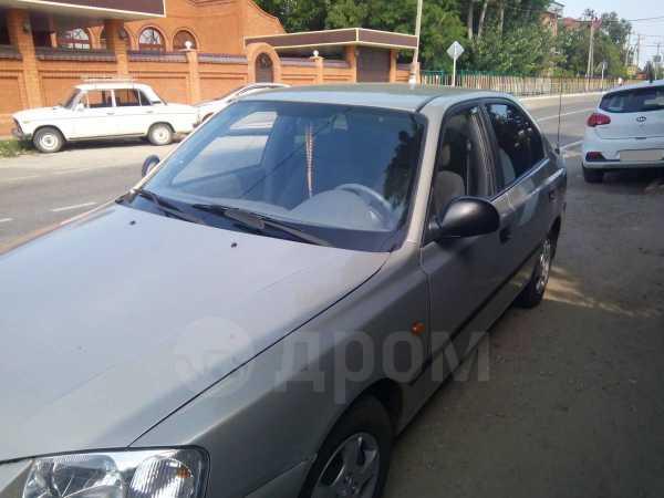 Hyundai Accent, 2008 год, 305 000 руб.