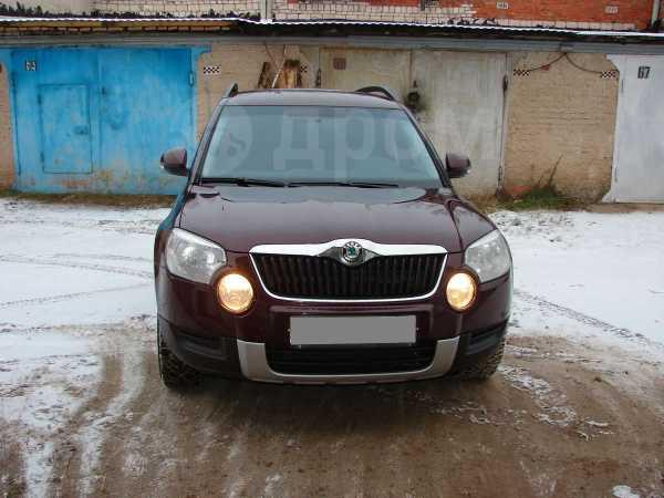 Skoda Yeti, 2011 год, 540 000 руб.
