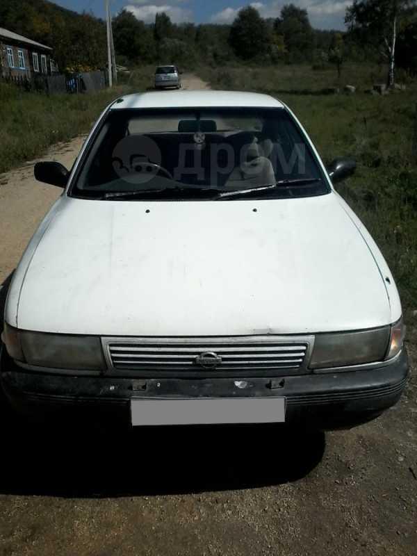 Nissan Sunny, 1992 год, 32 000 руб.