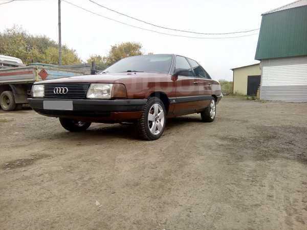 Audi 100, 1986 год, 85 000 руб.