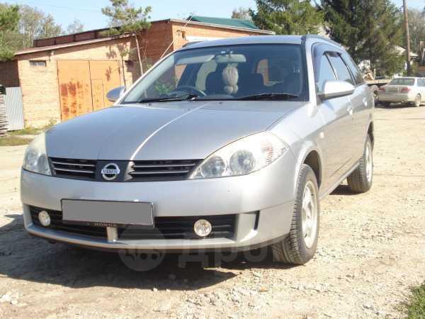 Nissan Wingroad, 2002 год, 235 000 руб.