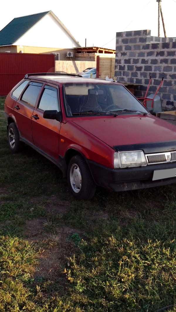 Лада 2109, 1995 год, 39 500 руб.