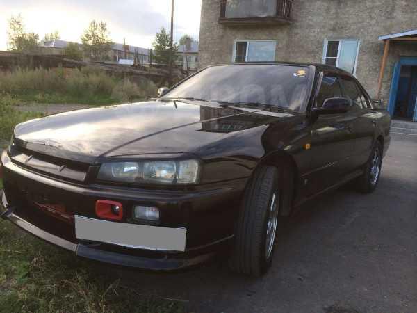 Nissan Skyline, 1998 год, 380 000 руб.