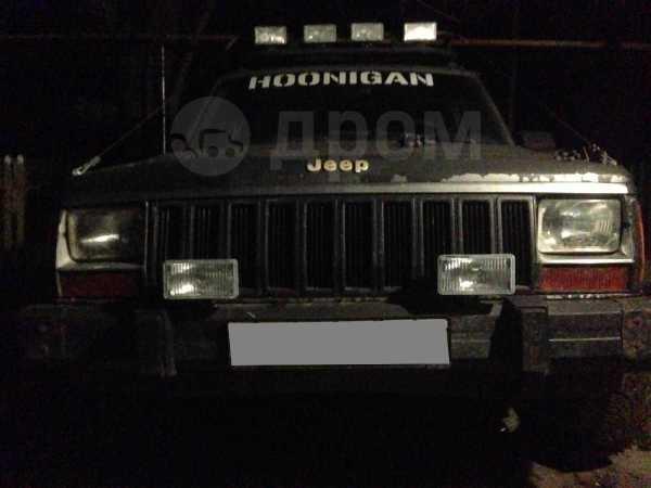Jeep Cherokee, 1991 год, 170 000 руб.
