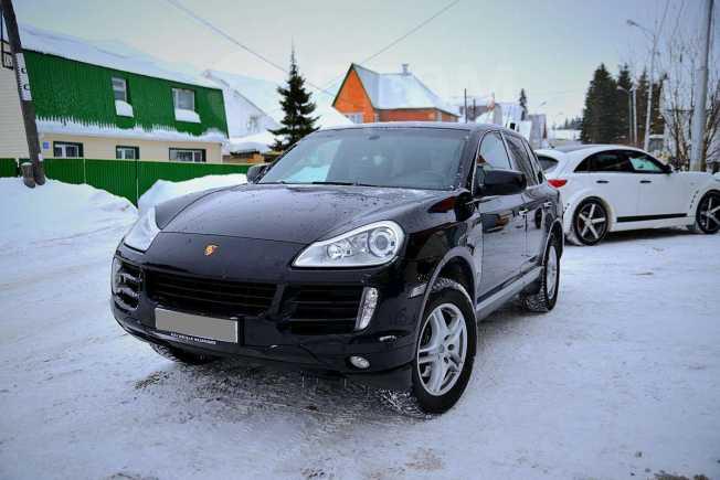 Porsche Cayenne, 2009 год, 1 500 000 руб.