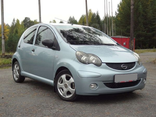 BYD F0, 2009 год, 170 000 руб.
