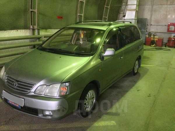 Toyota Gaia, 2001 год, 275 000 руб.