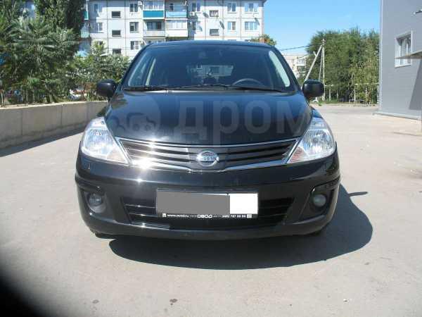 Nissan Tiida, 2012 год, 480 000 руб.