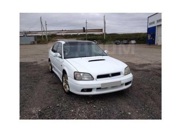 Subaru Legacy B4, 1999 год, 240 000 руб.