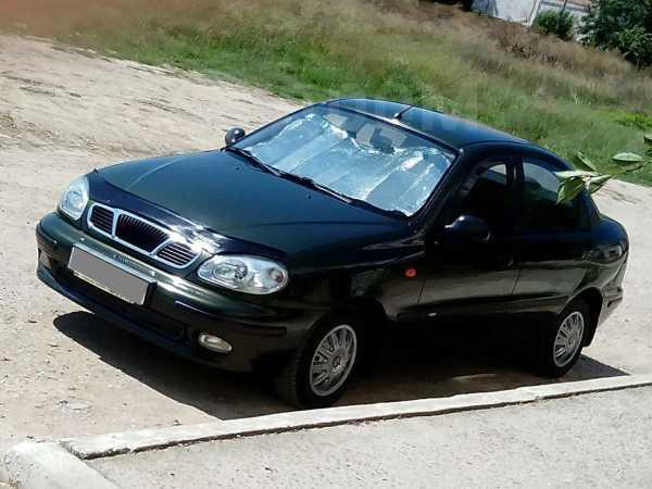 Daewoo Sens, 2005 год, 180 000 руб.