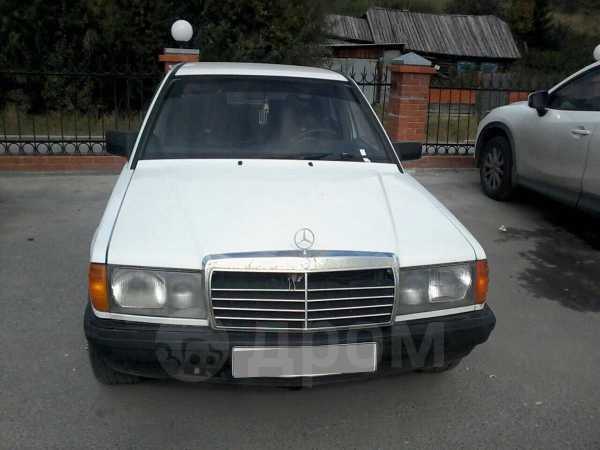 Mercedes-Benz 190, 1987 год, 110 000 руб.