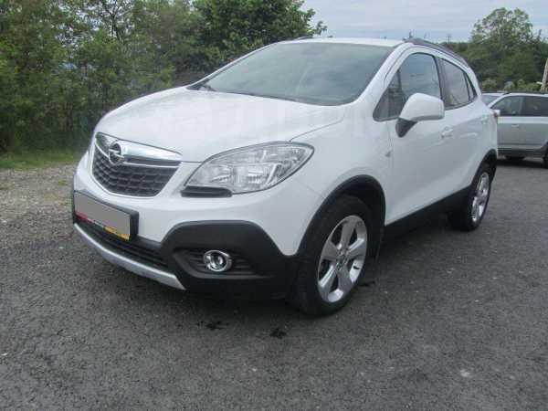 Opel Mokka, 2013 год, 815 000 руб.
