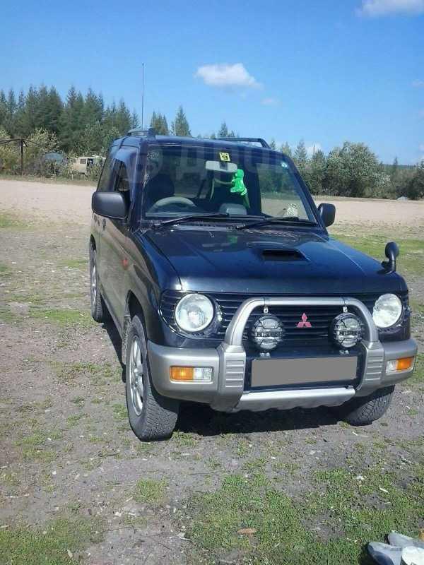 Mitsubishi Pajero Mini, 1997 год, 170 000 руб.