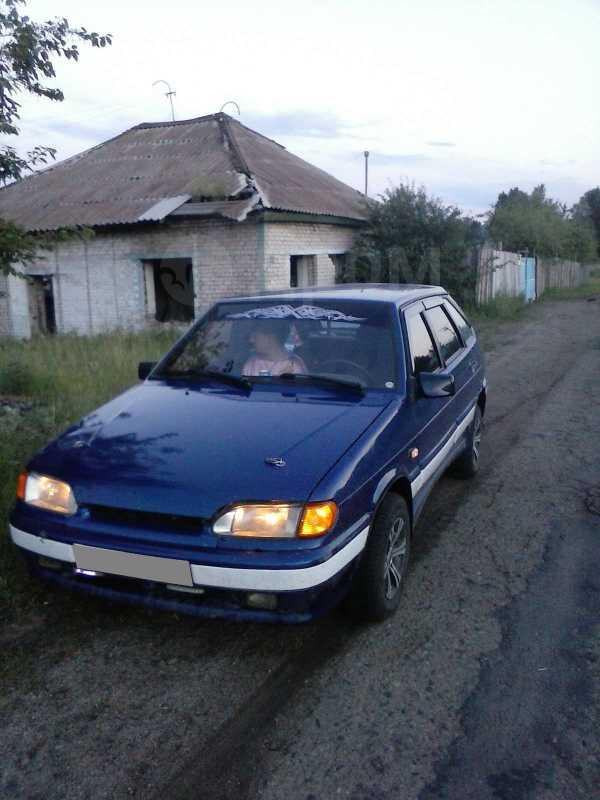 Лада 2114 Самара, 2005 год, 125 000 руб.