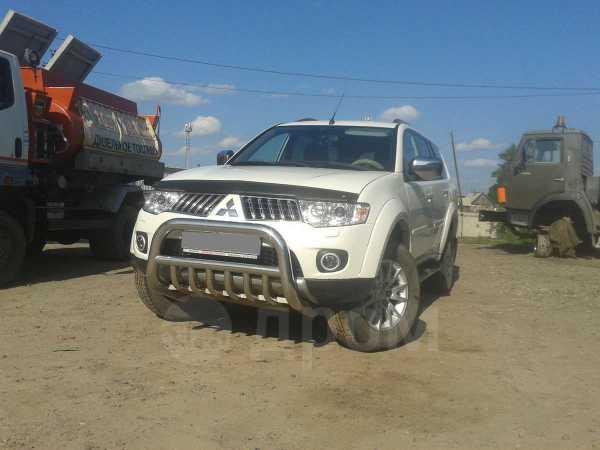 Mitsubishi Pajero Sport, 2011 год, 1 270 000 руб.