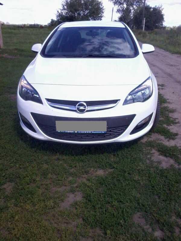 Opel Astra, 2013 год, 659 999 руб.