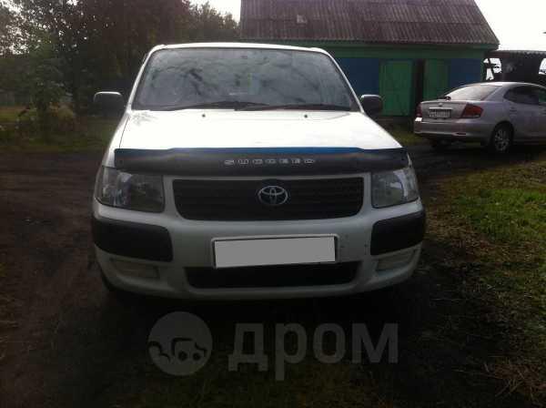 Toyota Succeed, 2002 год, 275 000 руб.