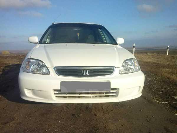 Honda Civic, 1998 год, 165 000 руб.