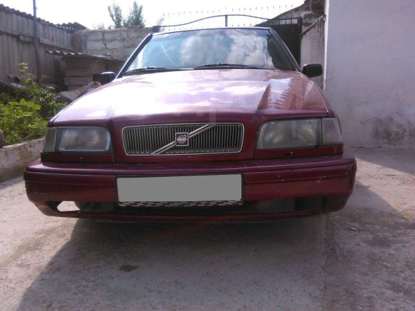 Volvo 460, 1994 год, 60 000 руб.