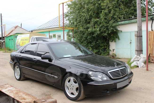 Mercedes-Benz S-Class, 2000 год, 370 000 руб.